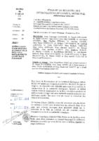 Délibérations N°2014-104 du conseil municipal du 06/10/2014