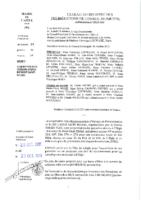 Délibérations N°2015-102 du conseil municipal du 12/10/2015