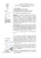 Délibérations N°2015-41 du conseil municipal du 15/06/2015