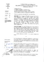 Délibérations N°2015-120 du conseil municipal du 16/11/2015