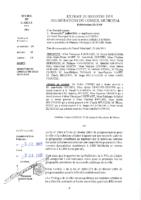 Délibérations N°2015-80 du conseil municipal du 01/07/2015