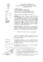 Délibérations N°2015-90 du conseil municipal du 01/09/2015