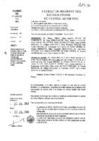 Délibérations N°2013-90 du conseil municipal du 26/06/2013