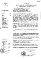 Délibérations N°2012-80 du conseil municipal du 26/09/2012