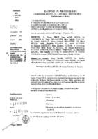 Délibérations N°2014-5 du conseil municipal du 29/01/2014
