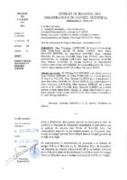 Délibérations N°2016-137 du conseil municipal du 12/12/2016