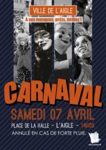 Carnaval @ Place de la Halle