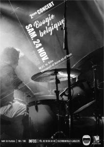 Jazz en Ouche: Boogie Belgique @ MJC Le Silo