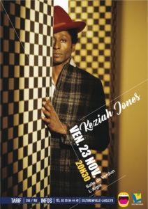 Jazz en Ouche: Keziah Jones @ Salle de Verdun