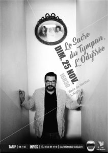 Jazz en Ouche: Le Sacre du Tympan @ Salle de Verdun