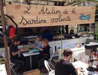 Jeux en Bois & Atelier de la Sardine Volante - Eagle Urban Week @ Parc Albert 1er